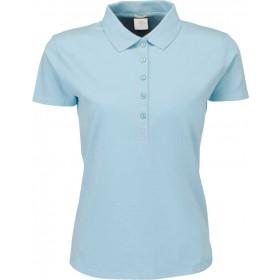 Polo Luxus Stretch til dame - Lysblå