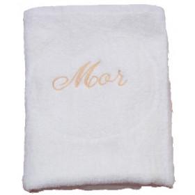 Håndklæde med valgfri navnebroderi