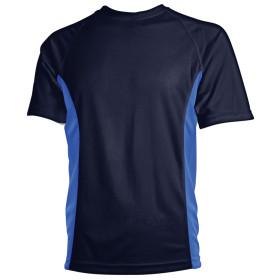 Wembley unisex t-shirt - marineblå
