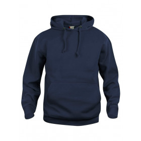 Clique basic hoodie - navy