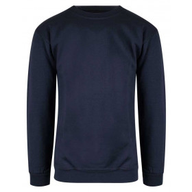 Navy classic BIGSIZE sweatshirt - unisex