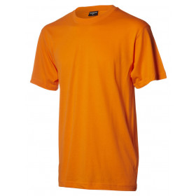 Orange børne t-shirt