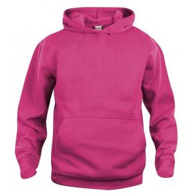 Pink hoodie til børn