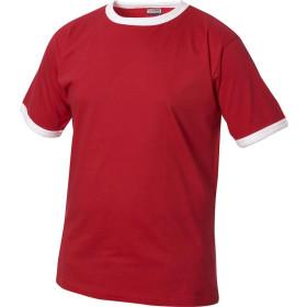 Rød nome børne t-shirt