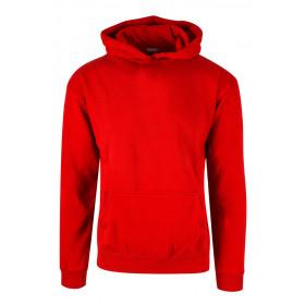 Harlem hættetrøje til børn - Rød