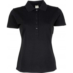 Polo Luxus Stretch til dame - Sort