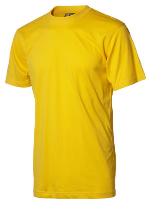gul børne t-shirt
