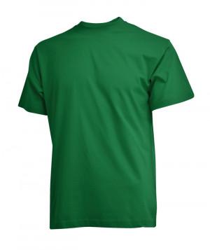 grøn t-shirt