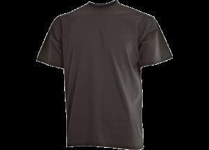 Koksgrå Camus T-Shirt-Bigsize
