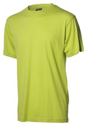 lime t-shirt til børn
