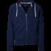 Hættesweatshirt herre - Navy