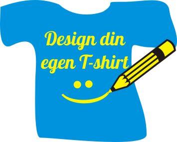 Lav din egen t-shirt