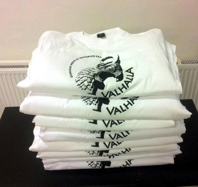 Tryk På Tøj - T-shirts med tryk i en farve