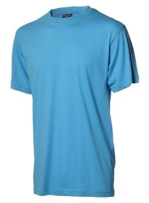 Billig bomulds tshirt
